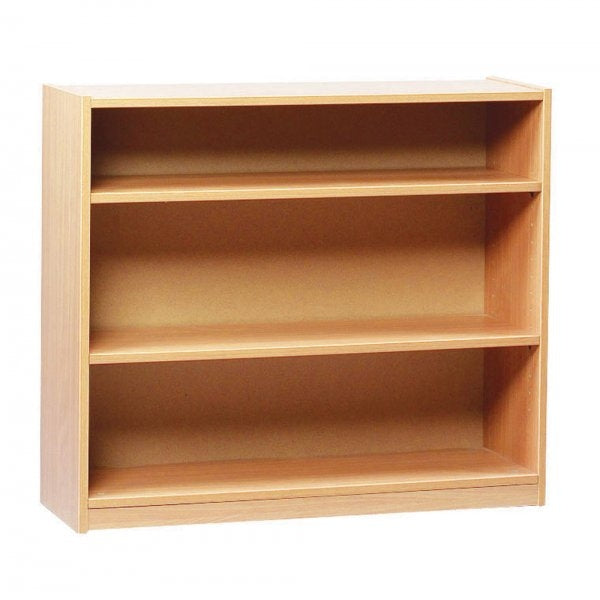 Open Bookcase with 2 adjustable Shelves