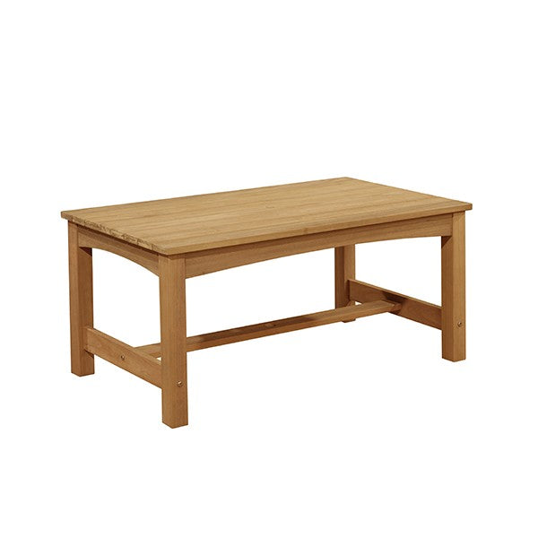 Ease Outdoor Wooden Table Hardwood