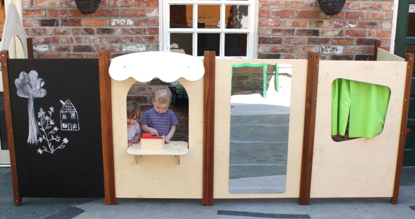 Outdoor Play Panel - Counter