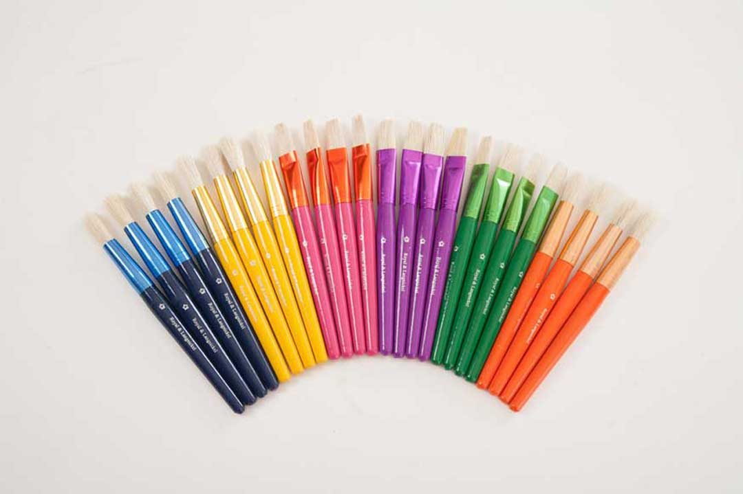 12 Pieces Brush Set