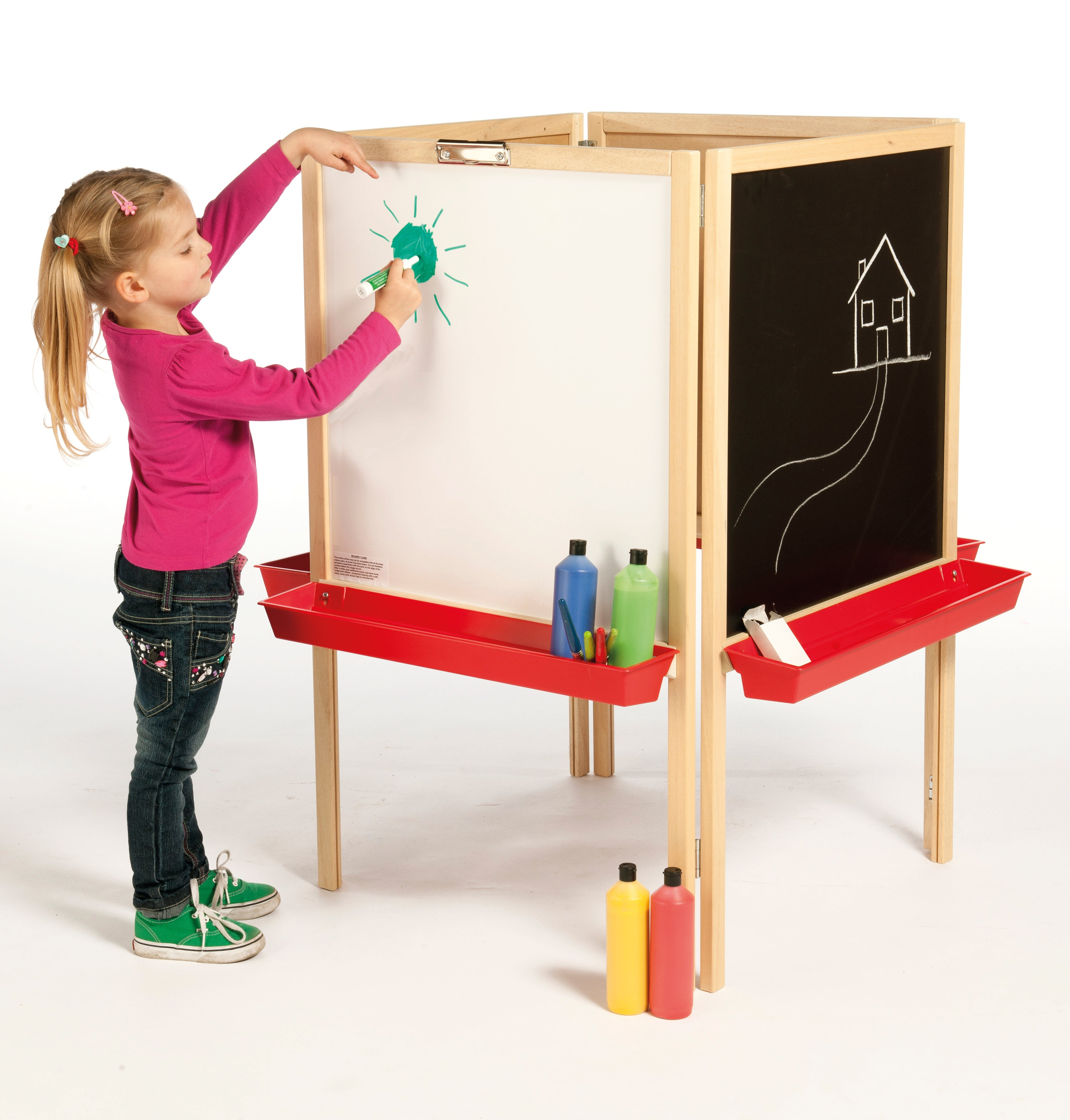 4 Sided Easel