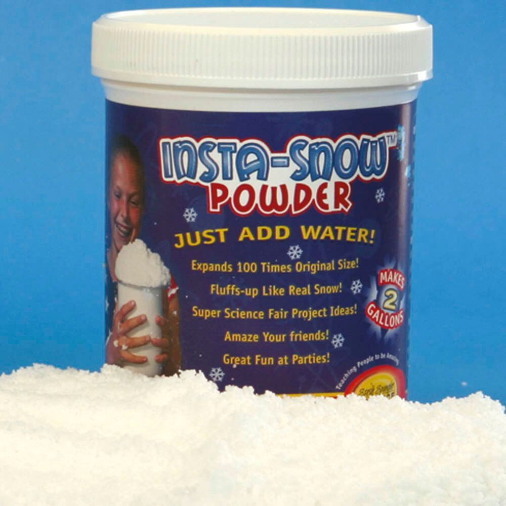Instant Snow Powder 6pk