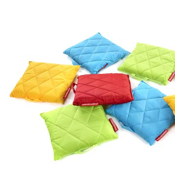 Quilted sit upons
