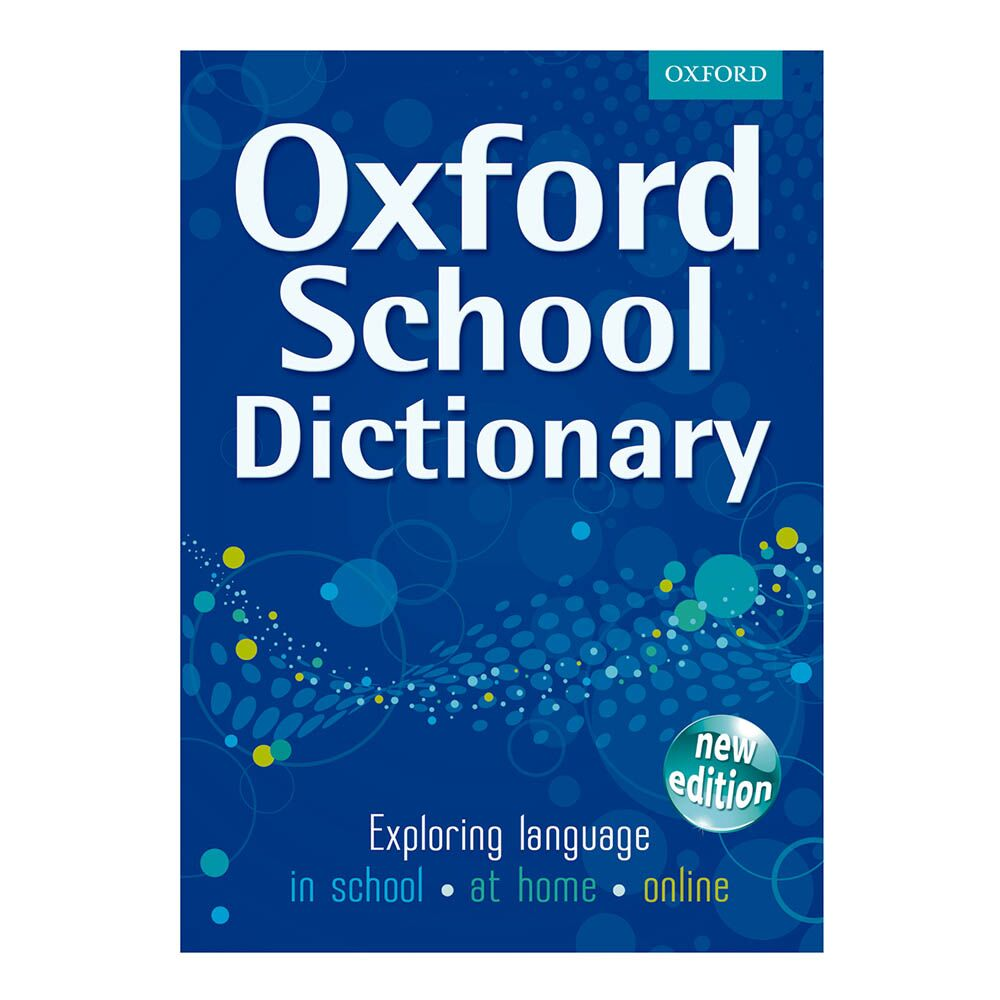 Oxford School Dictionary 1pk