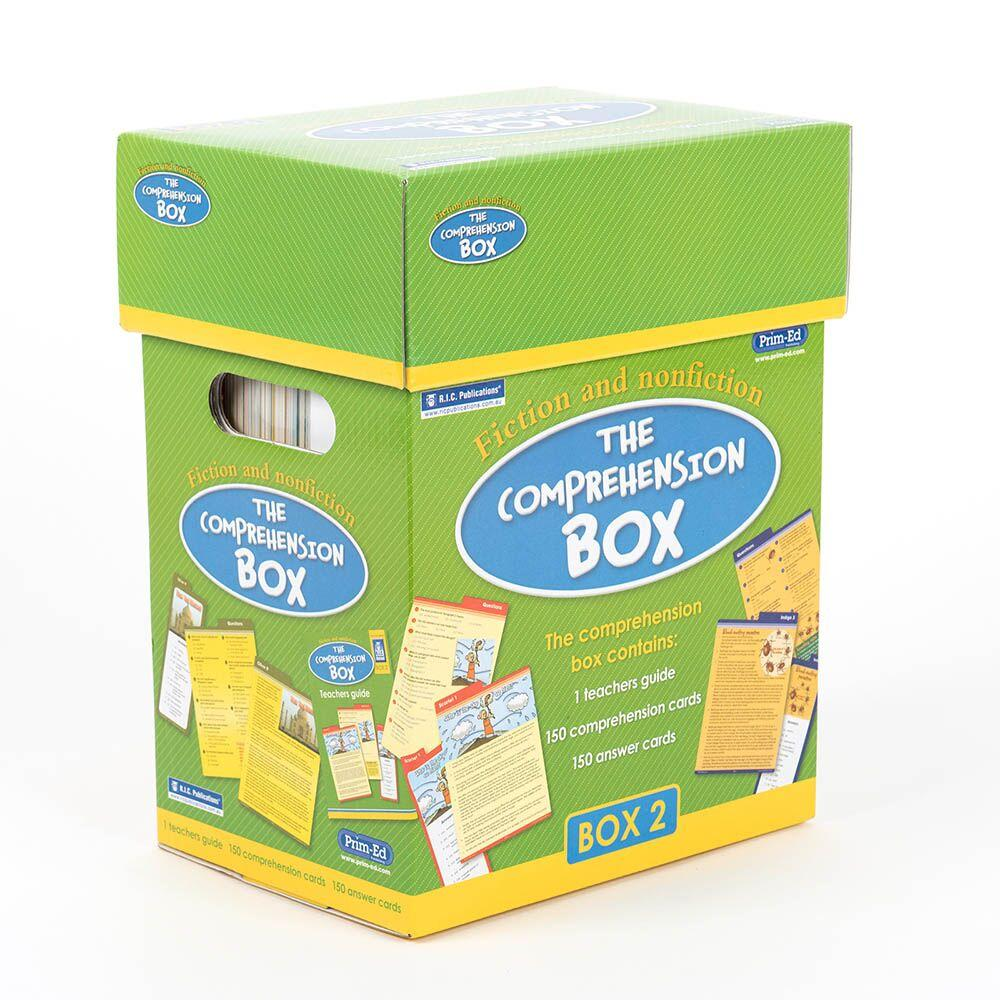 Reading Comprehension Box 1