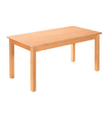 Rectangular Table All Heights And Colours - EASE