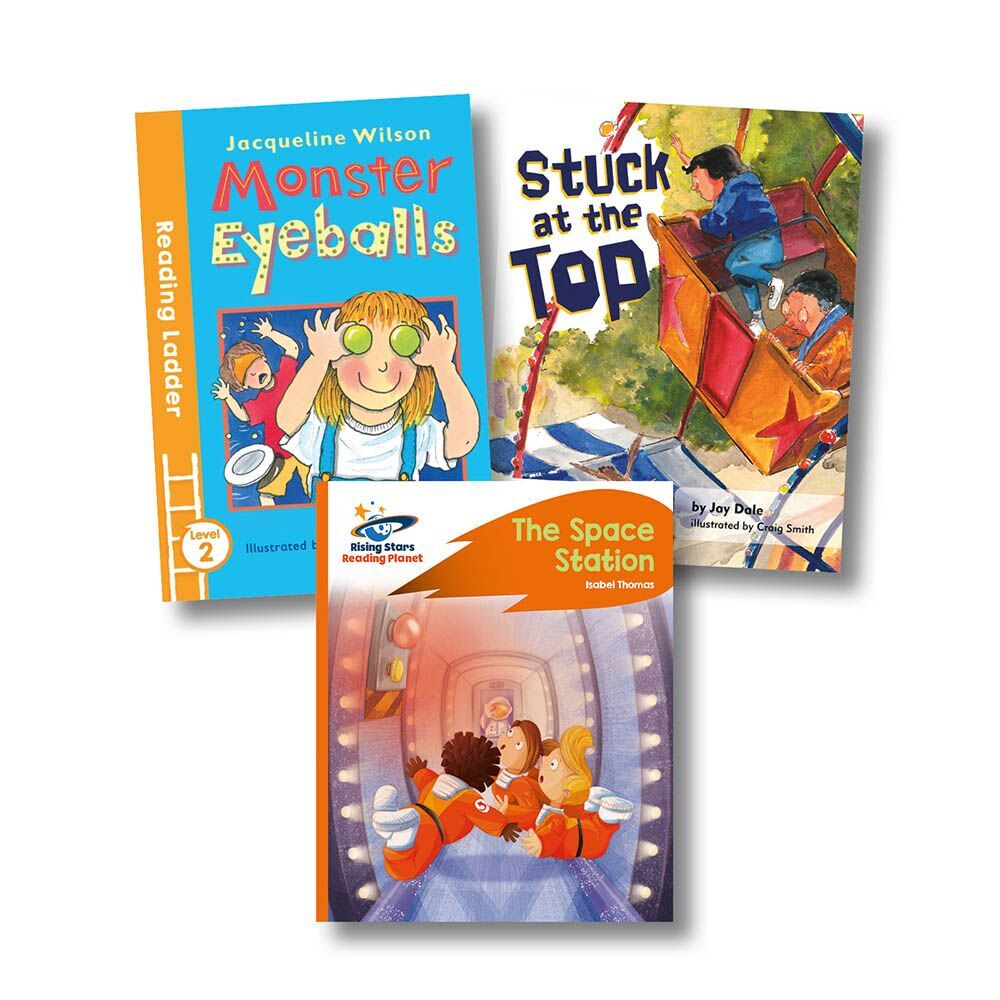 Guided Reading Pack Orange B
