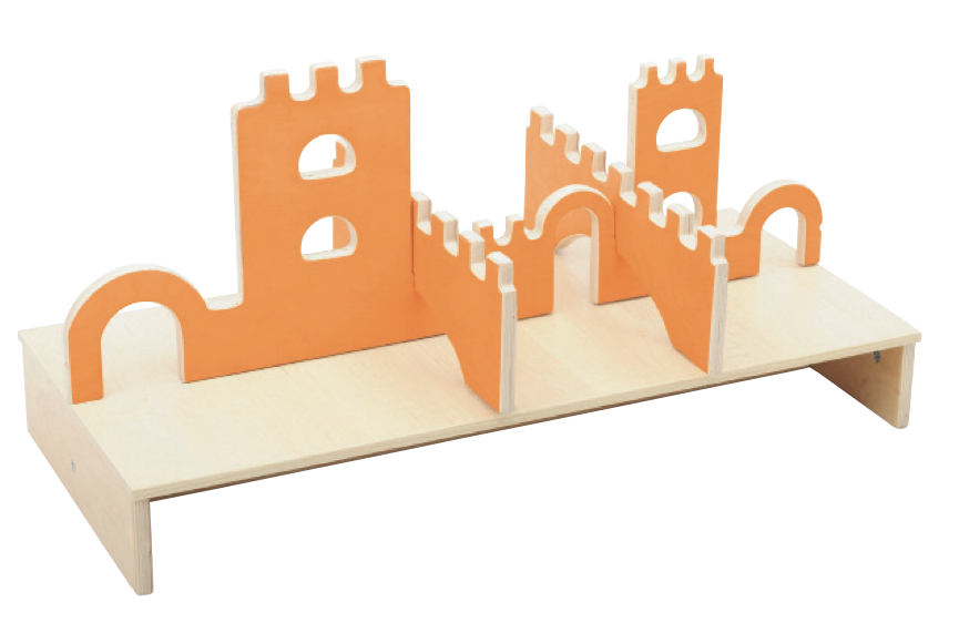 Castle  for Movable Cabinet