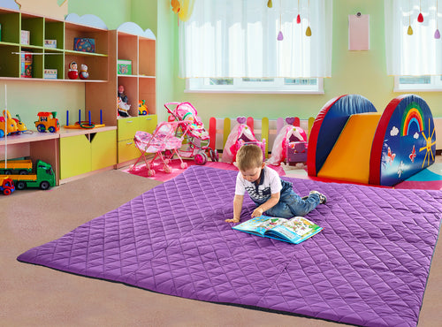 Quilted Square Mat