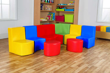 Complete Modular Seating Set