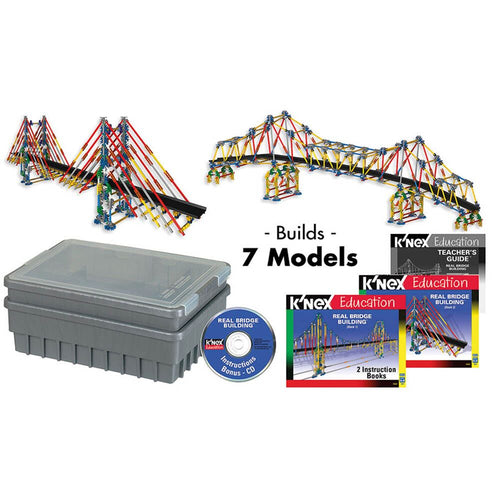 KNEX Real Bridges