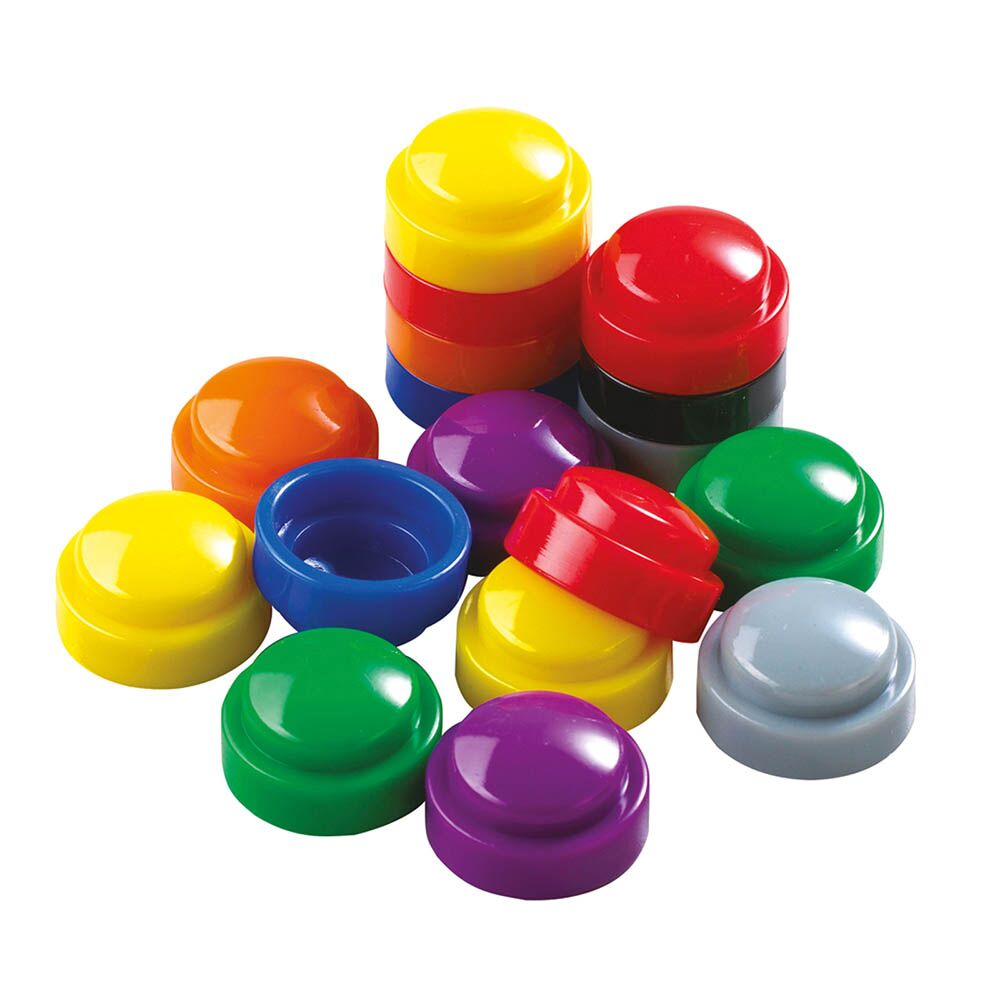 Colourful Stacking Counters 500pk
