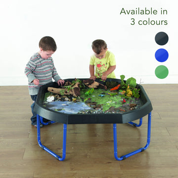 Active World Tuff Tray & Adjustable Stand - All Colours