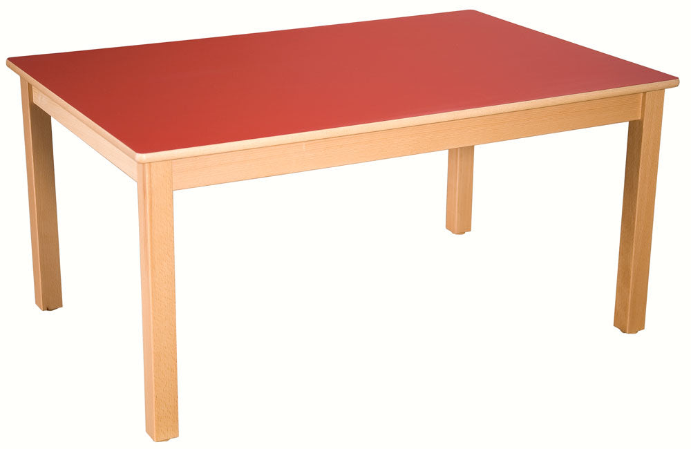 Rectangular Table 53 cm All Colours