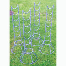 Outdoor Water Channelling Stands 4pk