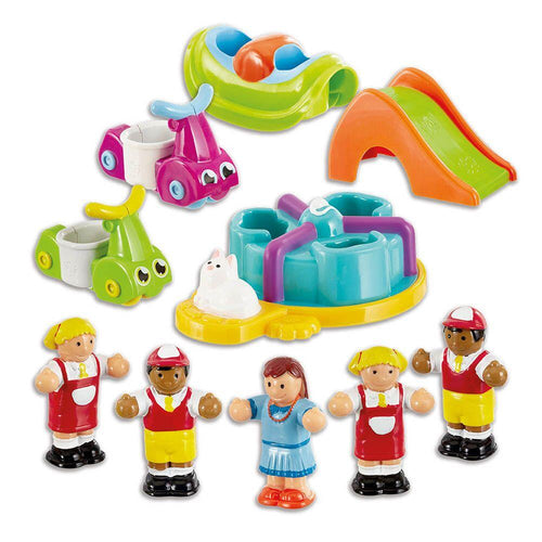 WOW Playground Figure Set 10pk