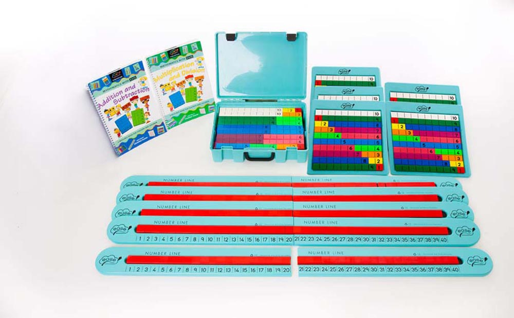 Number Line 1 - 40 Class Pack