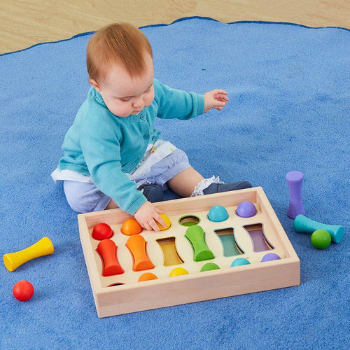 Baby Wooden Sorting Collection