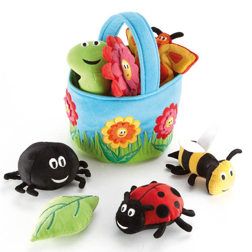 Soft Role Play Minibeast Basket