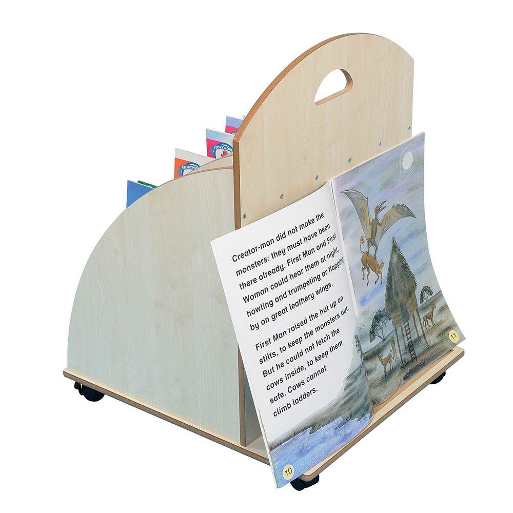 Big Book Storage Stroller Maple