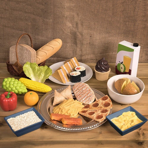Role Play Lunch Food Set