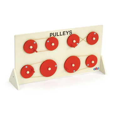 Pulleys Demonstration Board