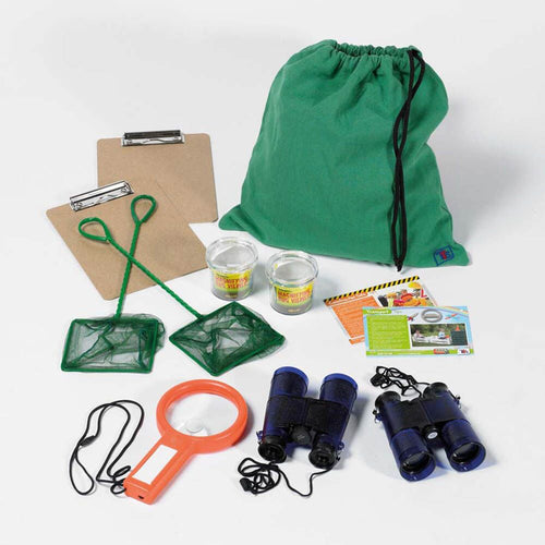 Mini Grab and Go Exploring Nature Outdoor Kit