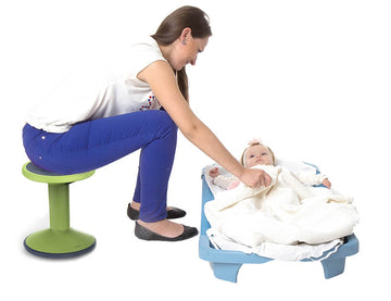 Kite Height Adjustable Motion Stool - All Colours