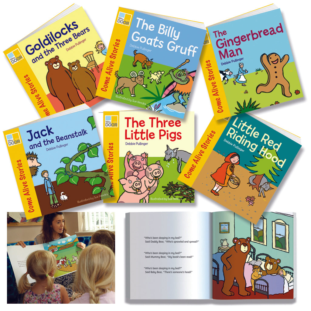 Traditional Tales Story Book Set