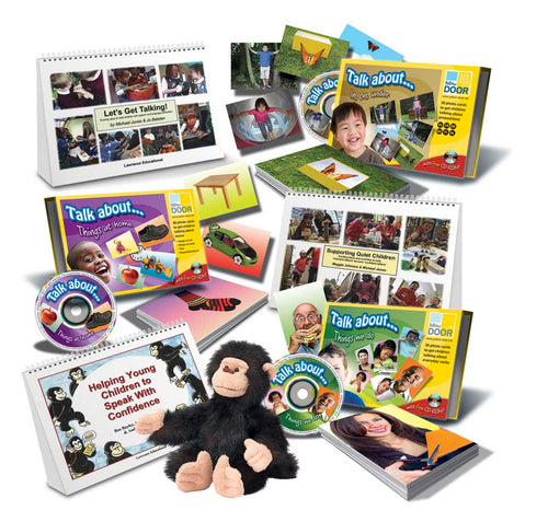 Early Language Progress Book Packs