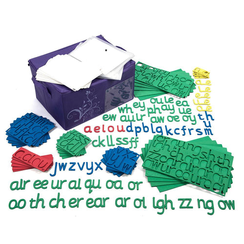 Letters and Sounds Magnetic Phonics Kit