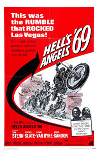 Movie Monday: Hells Angels 69