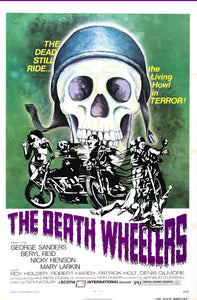 Monday Movie: The Death Wheelers (aka Psychoimania)