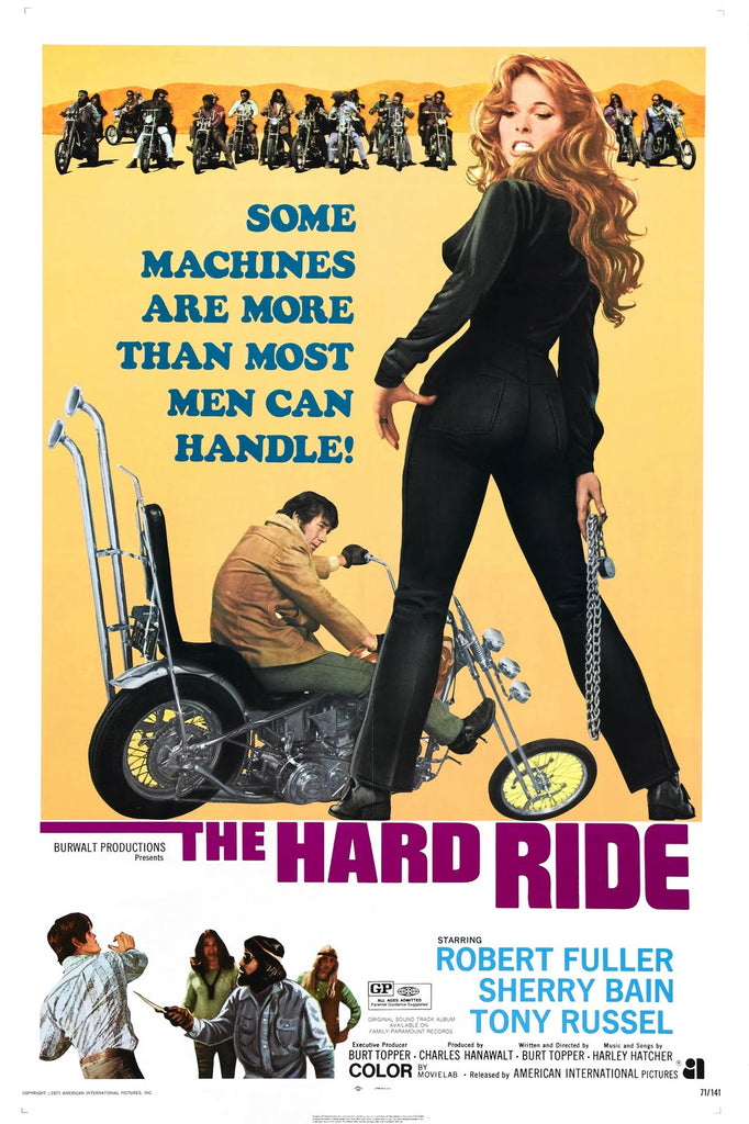 Monday Movies: The Hard Ride