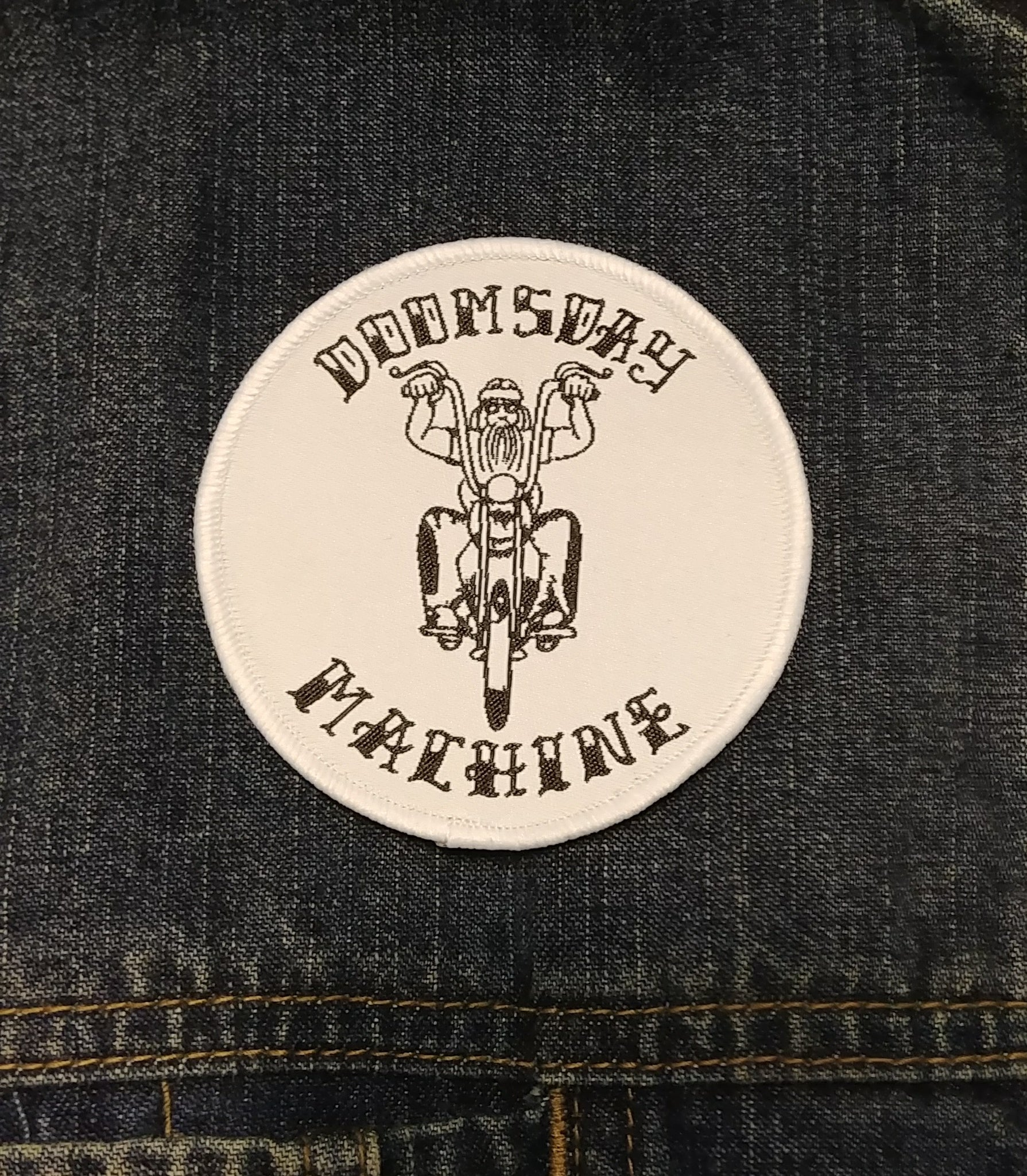 Doomsday Biker Patch