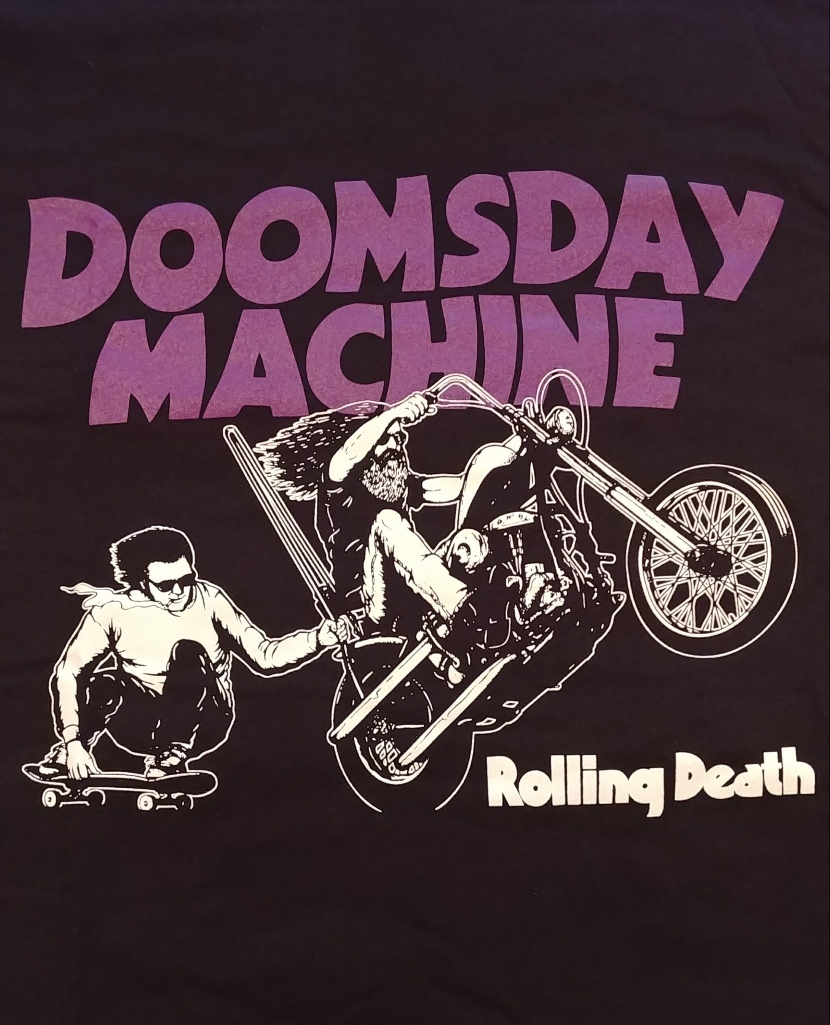 """Rolling Death"" Tee *NEW*"