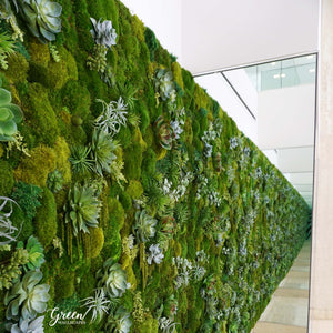 How much does a Moss Wall Cost?