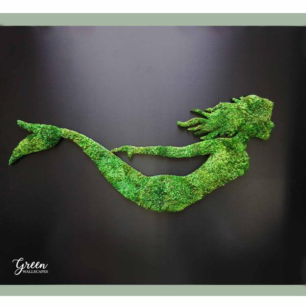 Bring The Green Indoors! (Moss Art for your Residential Home)