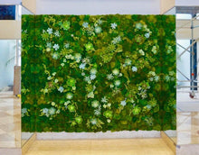 Fake Moss wall art for sale - Fake green Moss professionally designed to your requirements - Custom orders Available