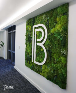 Moss Logos For Your Office or Restaurant
