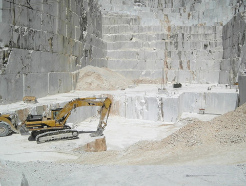 Natural Stone Marble Quarry
