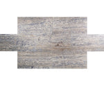 Silver Travertine 12x24 Vein Cut Honed Tile - TILE AND MOSAIC DEPOT