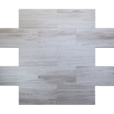 Haisa Light (White Oak) Marble 12x24 Polished Tile - TILE AND MOSAIC DEPOT