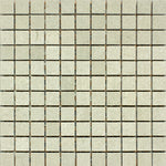 Seagrass Limestone 1x1 Honed Mosaic Tile - TILE AND MOSAIC DEPOT