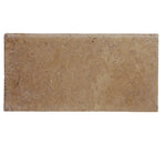 Noce Travertine 12x24 Tumbled 5 cm Pool Coping - TILE AND MOSAIC DEPOT