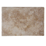 Walnut Travertine 16x24 5cm Tumbled Pool Coping - TILE AND MOSAIC DEPOT