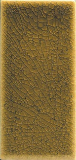 Crackled Beige Dark 3 x 6