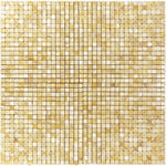 Honey Onyx 5/8x5/8 Polished Mosaic Tile - TILE AND MOSAIC DEPOT