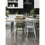 Hi-Wood Smoke Grey 8x48 Italian Polished Wood Look Porcelain Tile