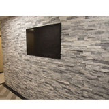 Alaska Gray 6x24 Stacked Stone Ledger Panel - TILE AND MOSAIC DEPOT